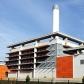 Une usine qui produit de l'énergie